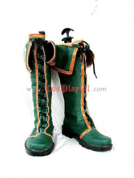 Inspired by Ys Origin Dino Cosplay Boots