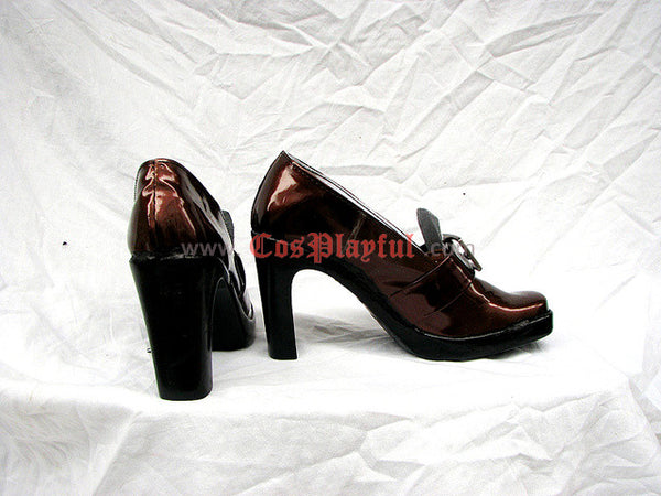 Inspired by Black Butler Ciel Cosplay Shoes High Heel