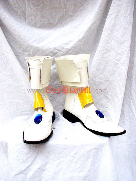 Inspired by Magical Girl Lyrical Nanoha Nanoha Cosplay Boots