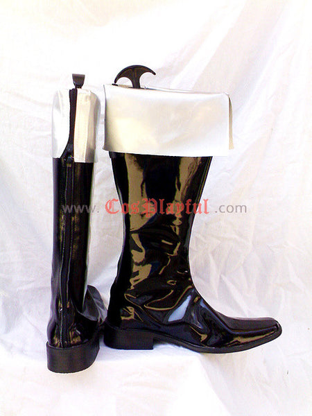 Inspired by Castlevania Alucard Cosplay Boots