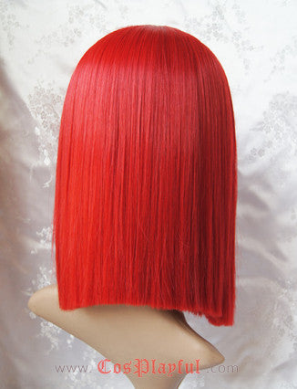 Inspired by Black Butler Madame Red Cosplay Wig