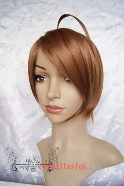 Inspired by Hetalia Axis Powers Austria Roderich Edelstein Cosplay Wig