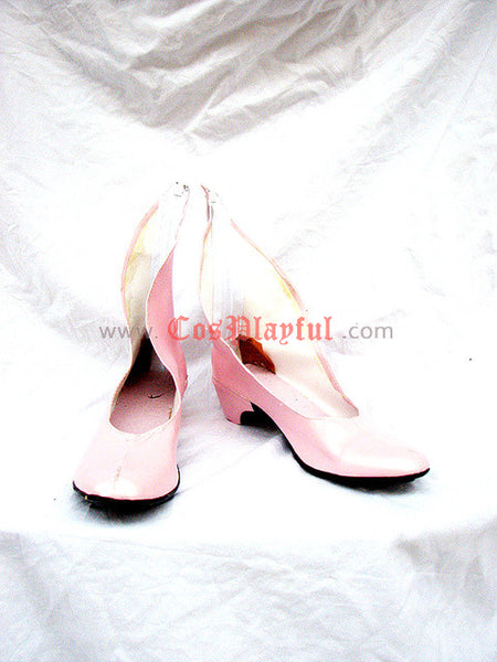 Inspired by Code Geases Nunnally Lamperouge Cosplay Shoes