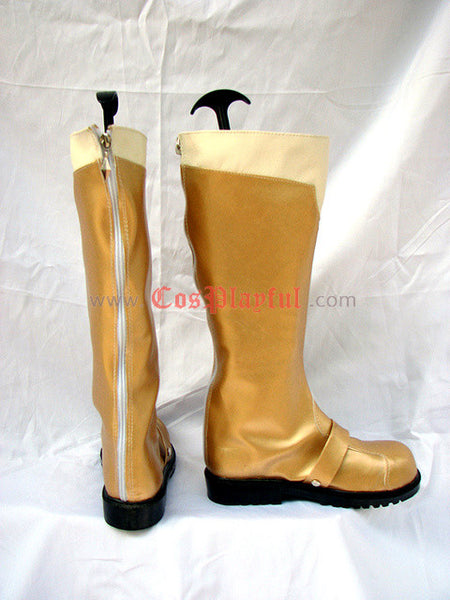 Inspired by Macross Frontier Ranka Lee Cosplay Boots