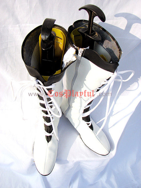 Inspired by Pandora Hearts Alice Cosplay Boots 2