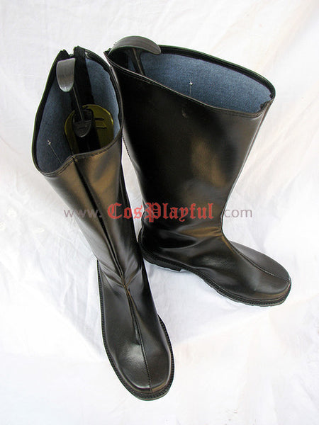 Inspired by Black Butler Dorothel Keins Drocell Cosplay Boots