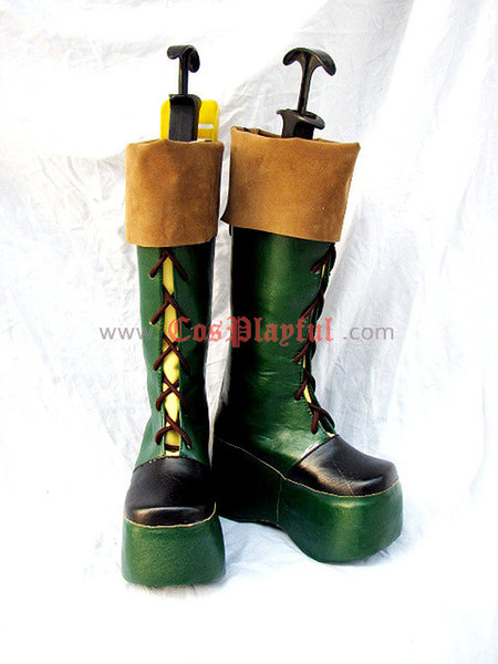 Inspired by Hunter X Hunter Gon Freecss  Cosplay Boots