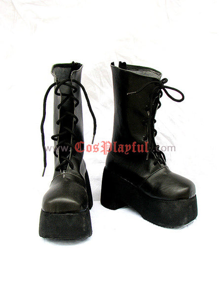 Inspired by Fate Stay Night Saber Cosplay Boots 2