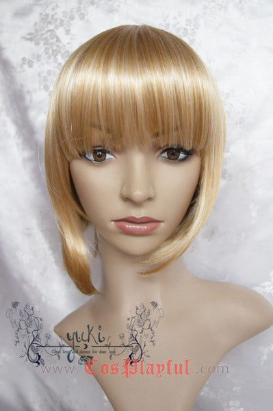 Inspired by Hetalia Axis Powers Liechtenstein Cosplay Wig