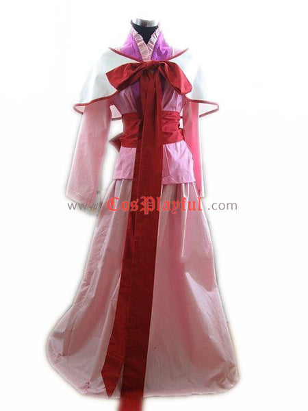 Inspired by Code Geass Kaguya Sumeragi Cosplay Costume