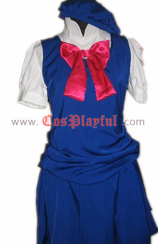 Inspired by Macross Frontier Sheryl Nome Cosplay Costume