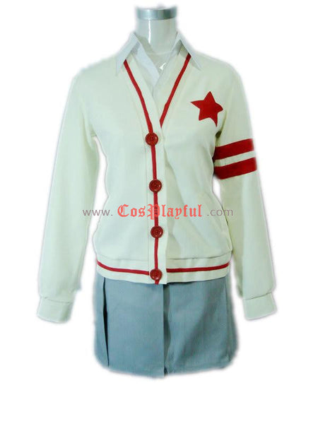 Inspired by Love Com Risa Koizumi Cosplay Costume Love Complex School Uniform