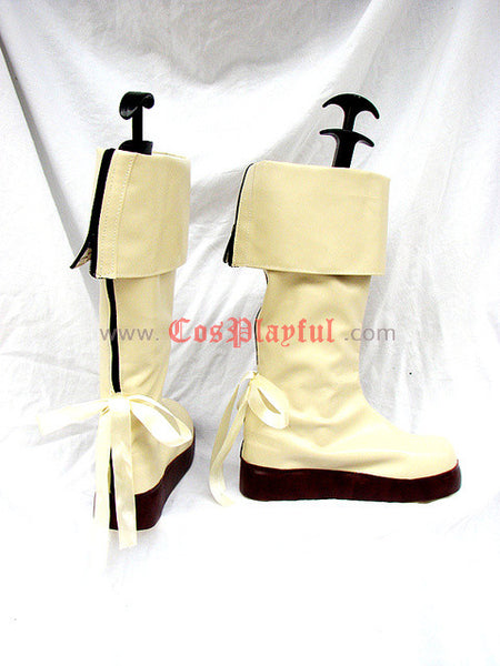 Inspired by Macross Frontier Sheryl Nome Cosplay Boots / Cosplay Shoes