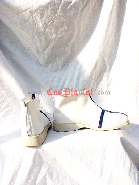 Inspired by Bleach Ishida Uryuu Cosplay Shoes / Cosplay Boots
