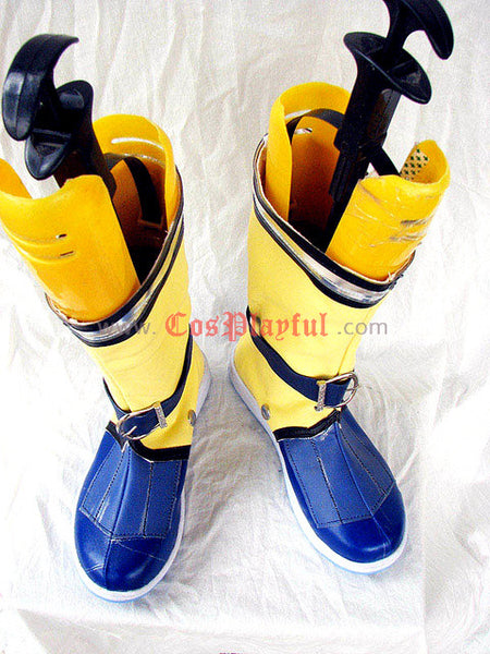 Inspired by Ys Origin Ramona Cosplay Boots