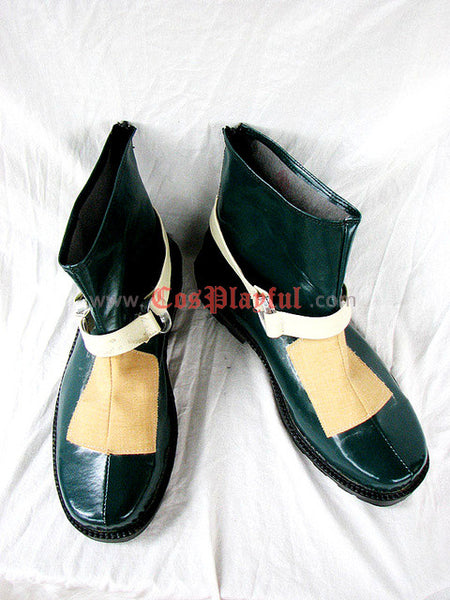 Inspired by Ys Origin Rico Gemma Cosplay Boots / Cosplay Shoes