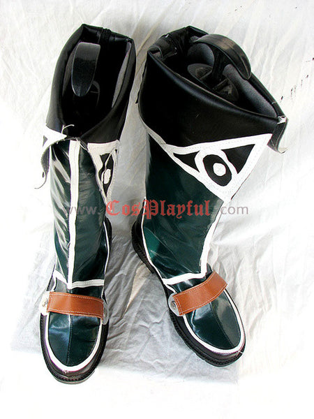 Inspired by Ys Origin Hugo Fukt Cosplay Boots / Cosplay Shoes