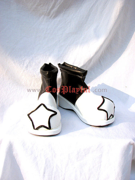 Inspired by Soul Eater Black Star Cosplay Shoes / Cosplay Boots