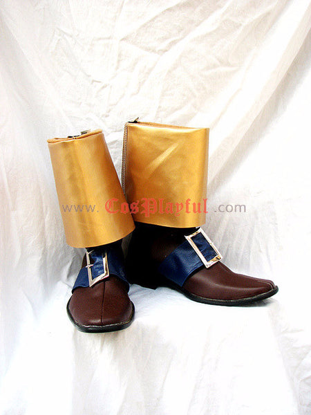 Inspired by Castlevania Richter Belmont Cosplay Shoes / Cosplay Boots