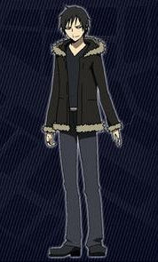 Inspired by Durarara!! Izaya Orihara Cosplay Costume