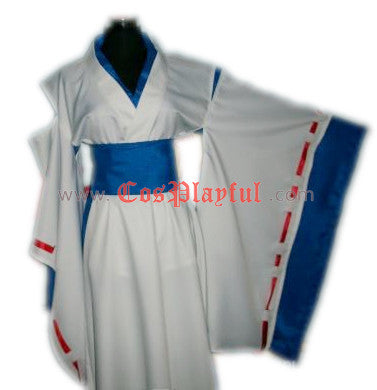Inspired by X clamp Princess Hinoto Cosplay Costume