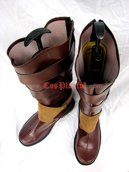 Inspired by Pandora Hearts Oz Cosplay Boots