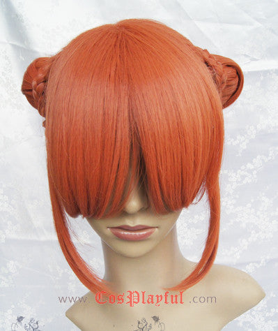 Inspired by Gin Tama Gintama Kagura Cosplay Wig High Quality