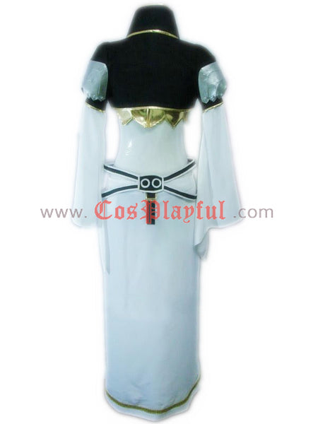 Inspired by Final Fantasy IX Kuja Cosplay Costume
