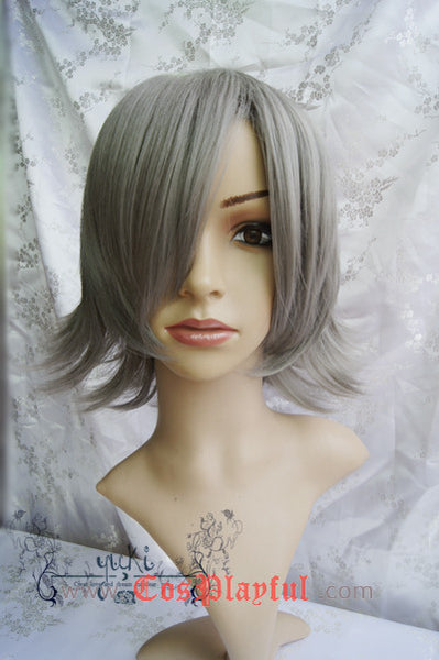 Inspired by Soul Eater Franken Stein Cosplay Wig High Quality