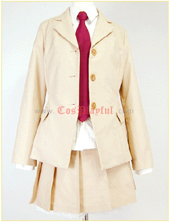 Inspired by Battle Royale School Uniform Female Cosplay Costume