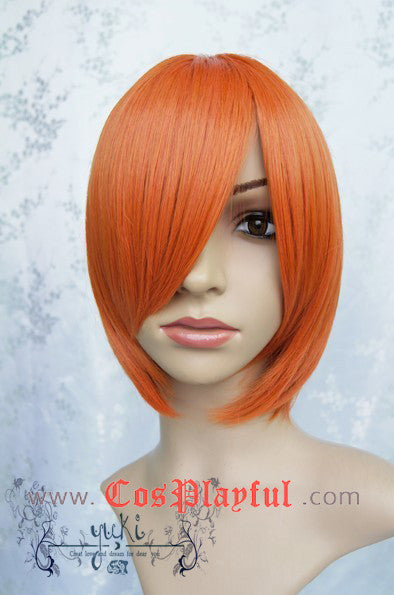 Inspired by Gin tama Kagura Cosplay Wig Short Hair High Quality