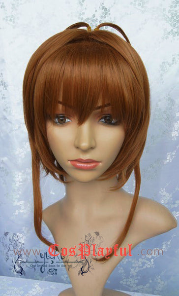 Inspired by Tsubasa Sakura Cosplay Wig High Quality