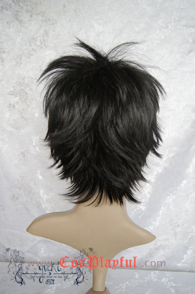 Inspired by Durarara!! Izaya Orihara Cosplay Wig