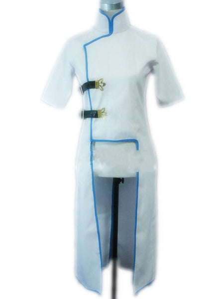 Commission Tsubasa Fay D. Flourite Cosplay Costume With Deluxe Coat - Cosplayful