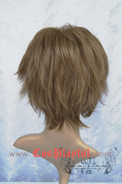 Inspired by Code Geass Suzaku Kururugi Cosplay Wig High Quality
