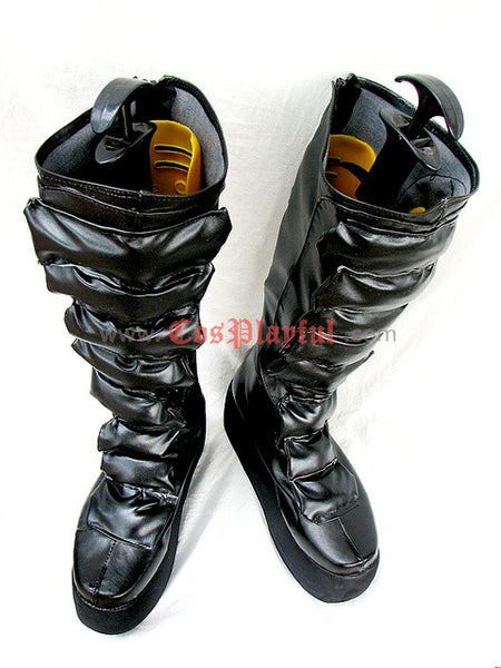 Inspired by Death Note Matt Cosplay Boots