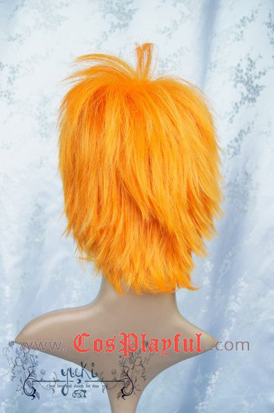 Inspired by Black Butler Finnian Finny Cosplay Wig High Quality