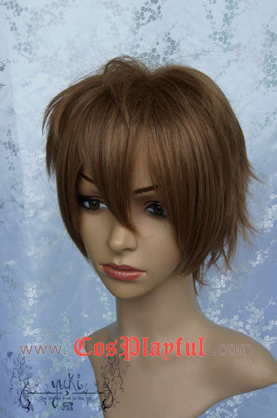 Inspired by Hakuouki Heisuke Toudou Cosplay Wig High Quality