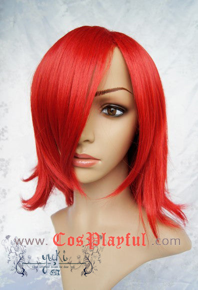 Inspired by Red Hair Cosplay Wig High Quality