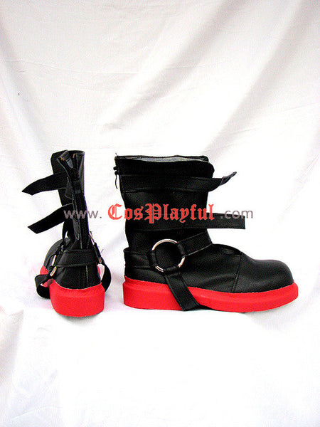 Inspired by Edward Elric Full Metal Alchemist Cosplay Boots / Cosplay Shoes 2
