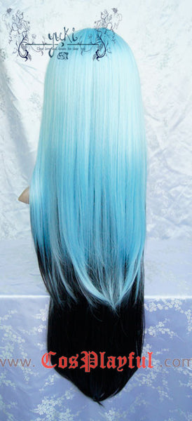 Inspired by Nura: Rise of the Yokai Clan Yuki-Onna Cosplay Wig High Quality