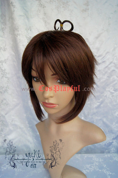 Inspired by Hetalia Axis Powers Greece Heracles Karpusi Cosplay Wig High Quality