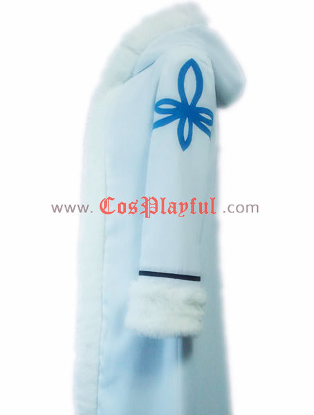 Commission Tsubasa Fay D. Flourite Cosplay Costume Furry Overcoat Only - Cosplayful