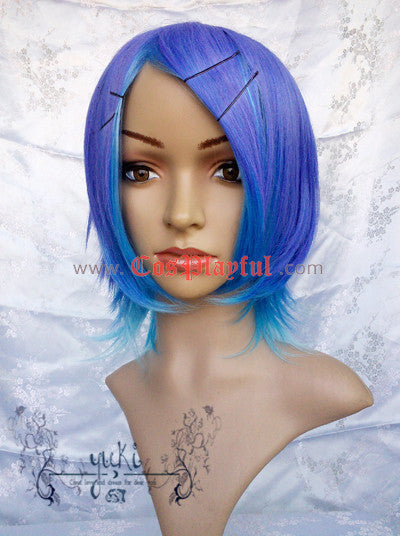 Inspired by Vocaloid Anti the Infinite Holic Rin Cosplay Wig