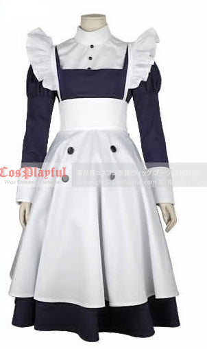 Inspired by Black Butler Maid Merlin Maylene Cosplay Costume