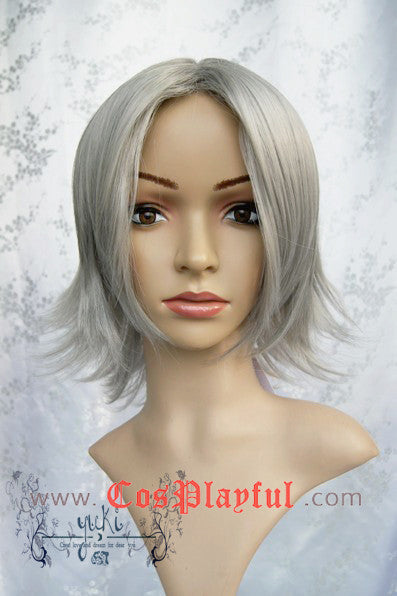 Inspired by Katekyo Hitman Reborn Gokudera Hayato Cosplay Wig High Quality