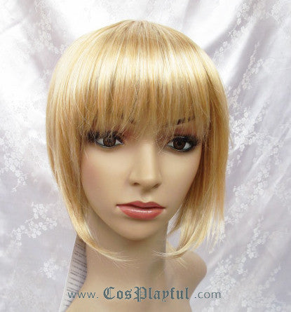 Inspired by Axis Powers Hetalia Switzerland Vash Zwingli Cosplay Wig