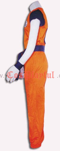Inspired by Dragon Ball Z - Goku Cosplay Costume