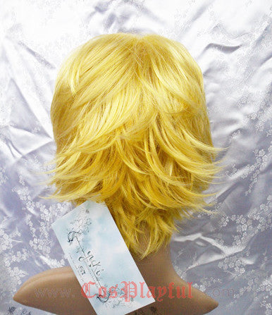 Inspired by Pandora Hearts Oz Vessalius Cosplay Wig