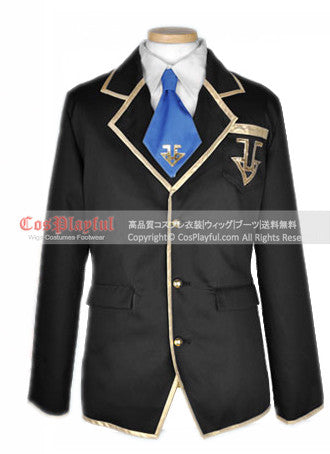 Inspired by Baka and Test Boy Uniform Akihisa Yoshii Cosplay Costume